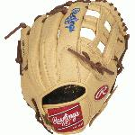 This series offers an exciting collection of a popular pro player designs to give aspiring big leaguers the same glove styling and features of their favorite stars. All of the models in this collection offer Rawlings Youth Pro Taper Fit which incorporates smaller hand openings and lowered finger stalls. This is a perfect solution for the transitioning athlete looking for a pro style model that fits their growing hand size. This is a Kris Bryant Design Model. Details • Age: Youth • Brand: Rawlings • Map: No • Sport: Baseball • Type: Baseball • Size: 11.5 in • Hand: Right • Back: Conventional • Player Break-In: 20 • Fit: Youth Pro Taper • Lace: Durable all leather • Level: Youth • Lining: Cushioned fingerback lining • Padding: Palm and index finger padding for shock resistance • Pattern: Baseball • Position: Infield • Series: Select Pro Lite • Shell: Lightweight Leather Shell • Type: Baseball • Web: Pro H