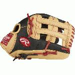 This series offers an exciting collection of a popular pro player designs to give aspiring big leaguers the same glove styling and features of their favorite stars. All of the models in this collection offer Rawlings Youth Pro Taper Fit which incorporates smaller hand openings and lowered finger stalls. This is a perfect solution for the transitioning athlete looking for a pro style model that fits their growing hand size. This is a Bryce Harper Design Model. Details Age: Youth Brand: Rawlings Map: No Sport: Baseball Type: Baseball Size: 12 in Back: Conventional Player Break-In: 20 Fit: Youth Pro Taper Level: Youth Lining: Cushioned fingerback lining Padding: Palm and index finger padding for shock resistance Pattern: Baseball Position: Outfield Series: Select Pro Lite Shell: Lightweight Leather Shell Type: Baseball Web: Pro H