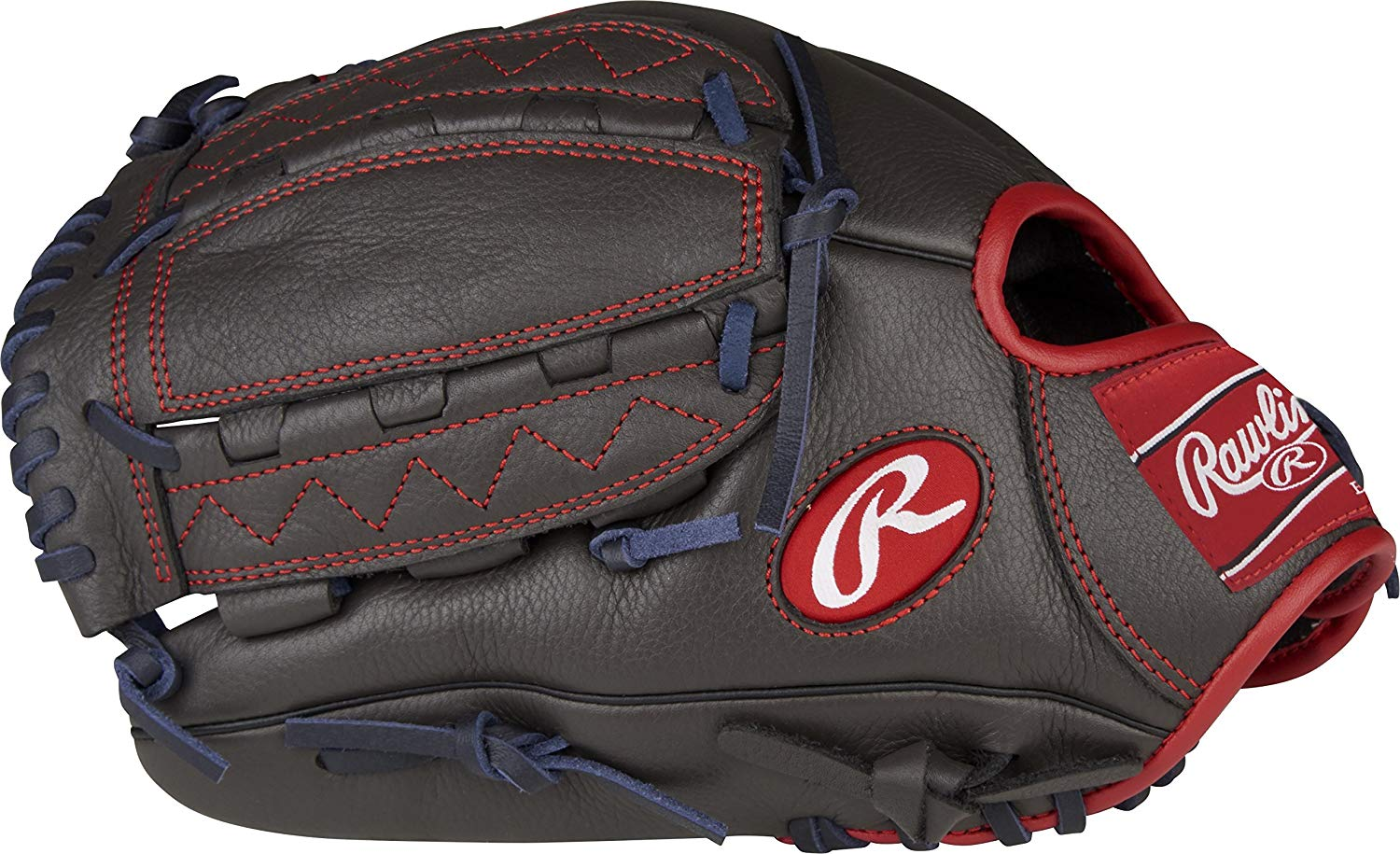 rawlings-select-pro-lite-youth-baseball-glove-11-75-left-hand-throw SPL175DP-LeftHandThrow Rawlings 083321376269 11-3/4-inch all-leather youth baseball glove styled after the one used by