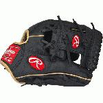 Rawlings Sporting Goods Gamer Gloves with Taper Pro I Web Right Hand Throw 11 inch