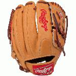 Rawlings Sporting Goods Heart of the Hide Pro205 9BU Tan 11.75 Baseball Glove Right Hand Throw