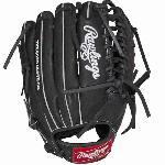 Rawlings Sporting Goods PRO303 CTB Heart Of The Hide Gloves 12.75 Black Baseball Glove Right Hand Throw