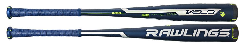 rawlings-velo-bbcor-baseball-bat-bbrv3-33-inch-30-oz BBRV3-33-inch-30-oz Rawlings 083321411953 Rawlings 2016 Velo BBCOR Baseball Bat. The smooth-swinging Rawlings Velo™ transforms