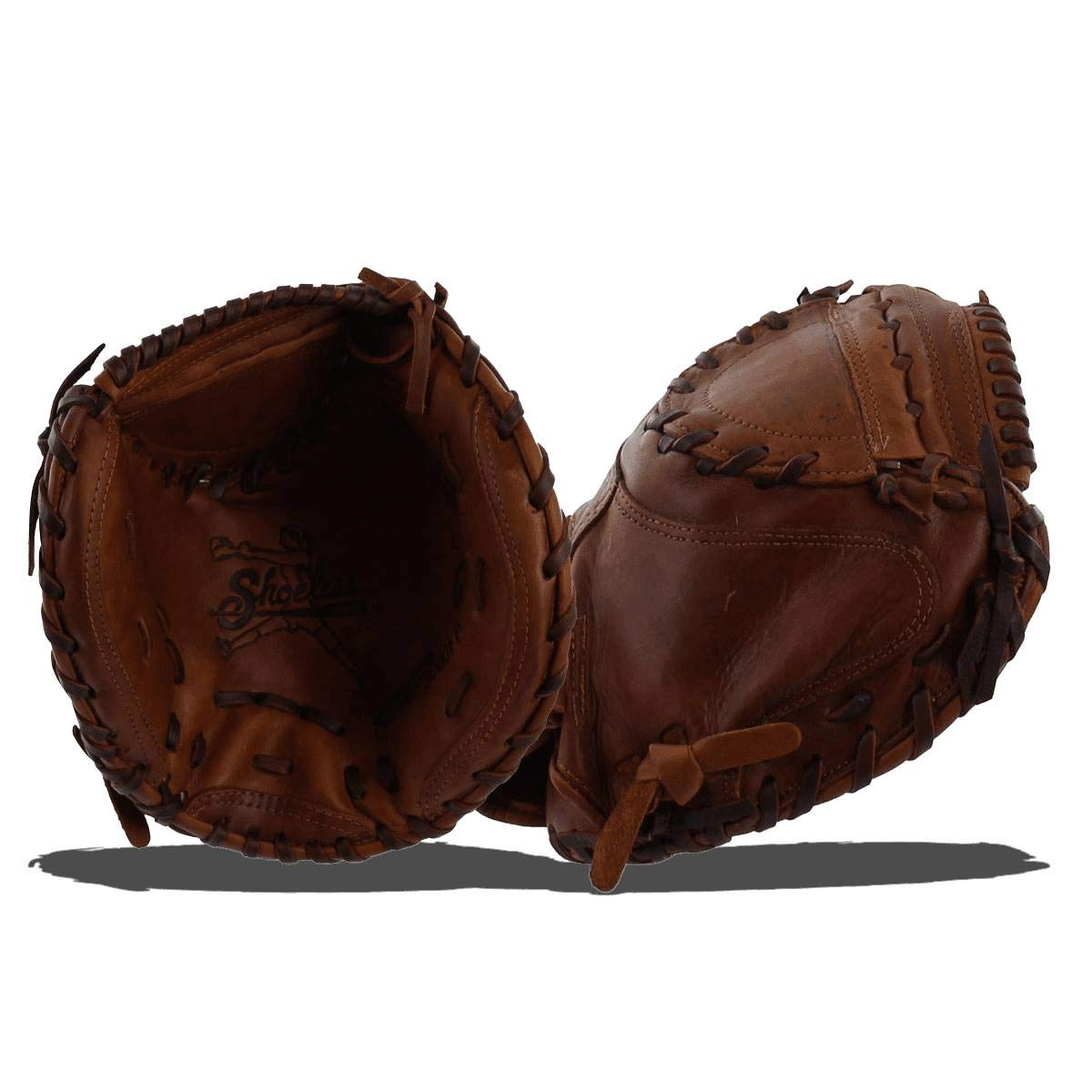 shoeless-jane-softball-catchers-mitt-32-right-hand-throw 3200FPCMR-RightHandThrow  854704003481 Field Ready Shoeless Joe Gloves require little or no break in