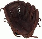 Shoeless Joe 10 inch Youth Joe Jr Baseball Glove (Right Handed Throw) : Shoeless Joe Gloves give a player the quality, feel and style of the gloves used by professional ball players over the last 100 years. You can choose glove models used in the first half of century in the Golden Age Series or today`s models in the Professional Model Series. The Shoeless Joe gloves are individually hand-cut and sewn from Special Aged Antique Tobacco Leather Hides. Shoeless Joe gloves are then hand-rubbed with old time ingredients to soften the leather before they go through their breaking in process that leaves the Glove with a beaten up and `Game Worn` look and feel, of a broken in glove. Thus each glove is unstructured giving it its own unique feature. Players can choose to play with an old time or modern day web without having to change to another model. A great play is lived only once, but your glove, you`ll keep it forever. If you end a game with a clean uniform our gloves are not for you.