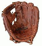 Shoeless Joe 11.75 inch I Web Baseball Glove (Right Hand Throw) : Shoeless Joe Gloves give a player the quality, feel and style of the gloves used by professional ball players over the last 100 years. You can choose glove models used in the first half of century in the Golden Age Series or today`s models in the Professional Model Series. The Shoeless Joe gloves are individually hand-cut and sewn from Special Aged Antique Tobacco Leather Hides. Shoeless Joe gloves are then hand-rubbed with old time ingredients to soften the leather before they go through their breaking in process that leaves the Glove with a beaten up and `Game Worn` look and feel, of a broken in glove. Thus each glove is unstructured giving it its own unique feature. Players can choose to play with an old time or modern day web without having to change to another model. A great play is lived only once, but your glove, you`ll keep it forever. If you end a game with a clean uniform our gloves are not for you. Shoeless Joe