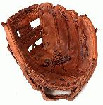 Shoeless Joe 1150IW 11.5 Baseball Glove (Right Hand Throw) : Shoeless Joe provides any infielders, especially a middle infielder, 4 Web choices in a 11 12 inch ball glove. Regardless if the player chooses the Modified Trap, Six Finger, I Web or H Web glove, it will feel like a true extension of the hand. These gloves are designed to let the player catch any fly or ground ball, and make a quick transition to the throwing hand. So that a player can quickly take their glove to the field, the Shoeless Joe 11 12 gloves are made with 100% Tobacco tanned steer hide, and are hand laced and oiled and require very little break in time.