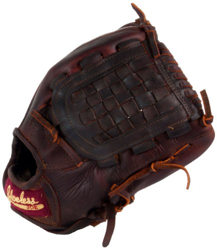 shoeless-joe-12-inch-basket-web-baseball-glove-right-handed-throw 1200BW-Right Handed Throw Shoeless 854704003184 Shoeless Joe 12 inch Basket Web Baseball Glove Right Handed Throw