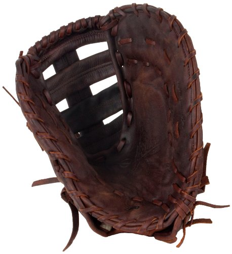 shoeless-joe-1200fbr-12-inch-first-base-mitt-right-handed-throw 1200FBR-Right Handed Throw Shoeless Joe 854704003801 Hand Rubbed with Old Time Ingredients to Soften the Leather. Special