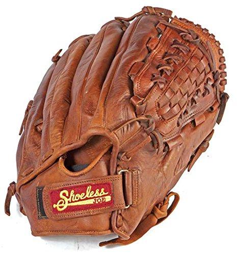 shoeless-joe-mens-14-inch-softball-glove-1400bw-right-hand-throw 1400BW-Right Hand Throw Shoeless 854704003726 Shoeless Joe Mens 14 inch Softball Glove 1400BW Right Hand Throw