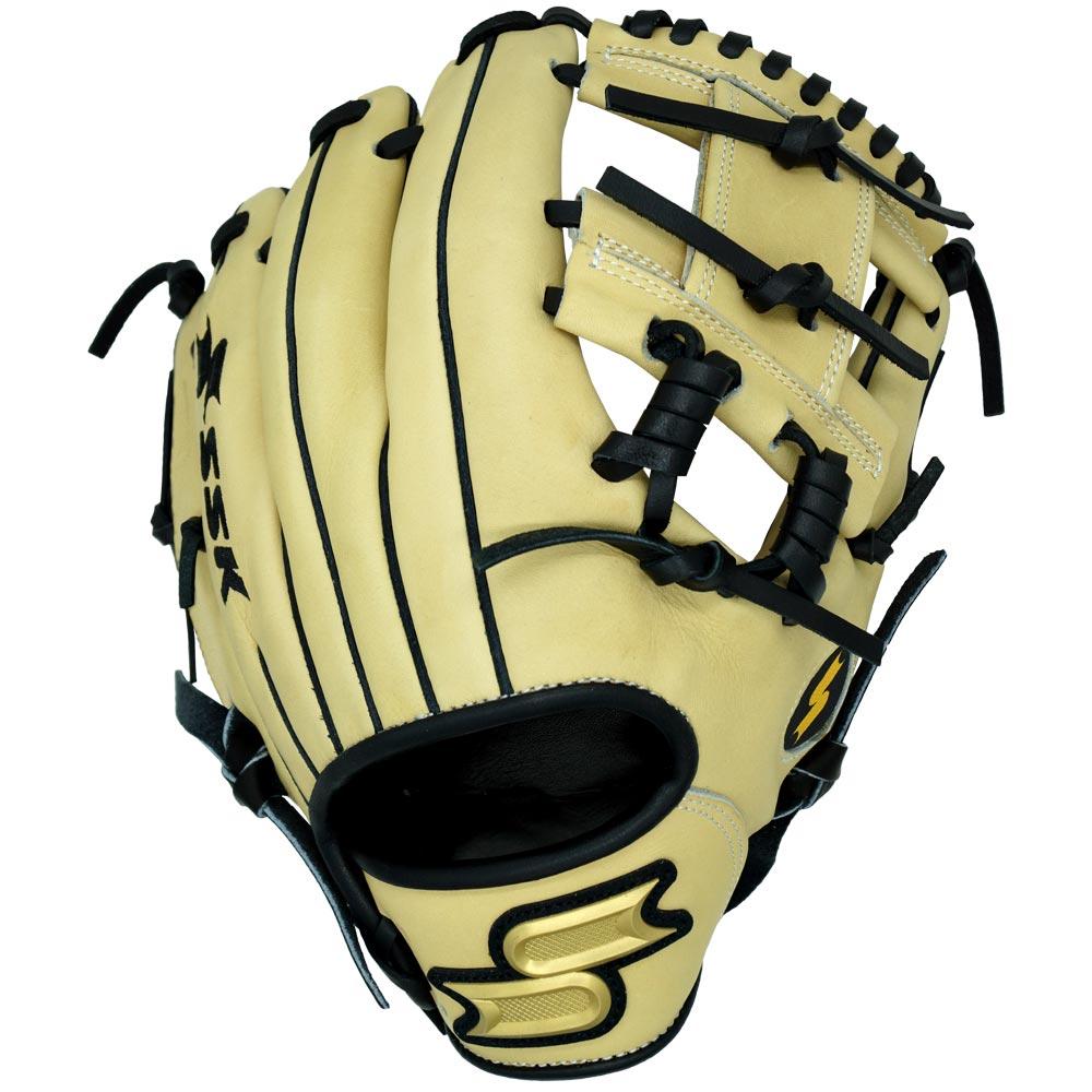 ssk-elite-series-bichette-baseball-glove-11-5-right-hand-throw S20BICHETTE-RightHandThrow  083351453183 <p>11.50 Inch Baseball Glove Colorway Brown | White Conventional Open Back