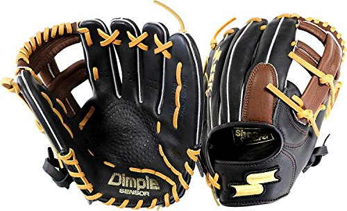ssk-highlight-pro-series-s1799p-11-5-infield-baseball-glove-single-post-web-right-hand-throw S1799P-RightHandThrow SSK 083351460945 11.5 Inch Pattern Single Post Web Top Grain Steerhide Leather Top