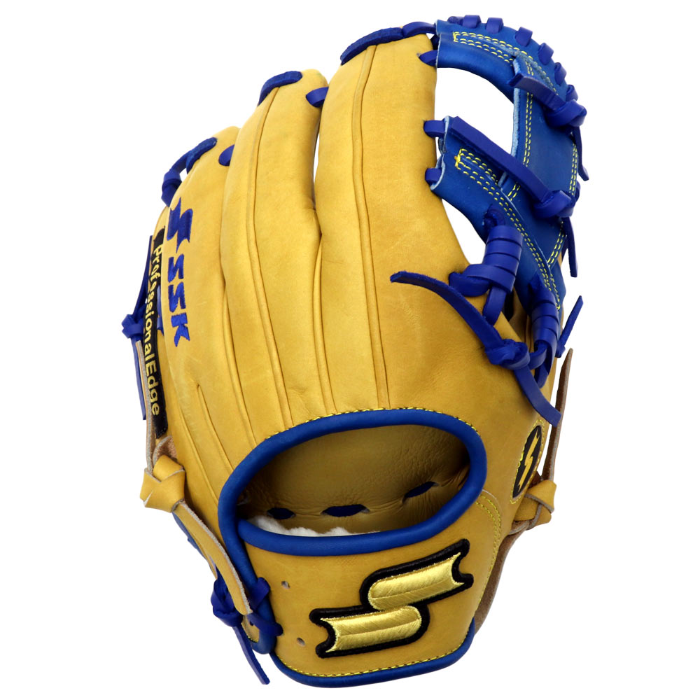 ssk-player-pro-javy-baez-baseball-glove-11-5-right-hand-throw SBAEZTAN-RightHandThrow SSK 083351458805 Culture Tradition Greatness. Words that describe SSK and their manufacturing process.