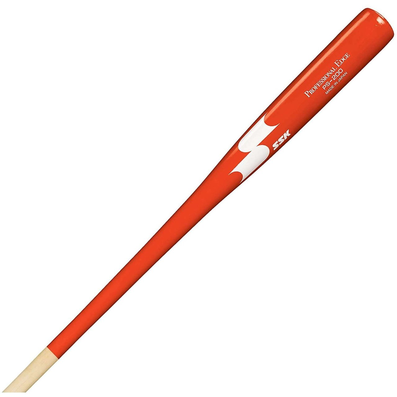 ssk-ps-100r-red-33-inch-fungo-bat PS100-R SSK 083351448479 SSK 33 Wood Fungo Bat The most sought after wood Fungo