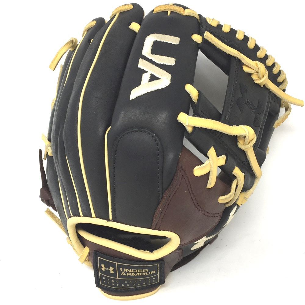 under-armour-choice-11-25-baseball-glove-mod-i-web-right-hand-throw UAFGCHT-1125I-RightHandThrow Under 029343053634 The choice series from Under Armour coffee black genuine soft leather.