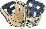 under armour genuine pro 11 75 single post web baseball navy glove right hand throw
