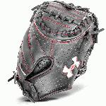 31.5 Youth Catchers Glove Conventional Open Back. Wide, Deep Pocket. Vertically Laced Two-Piece Closed Web Perforated Back Reduces Weight while Retaining Durability. Steerhide Leather Construction - Exceptionally Durable but Allows for Quick Break-In PTH Padding - Absorbs Ball Impact and Extends the Life of the Mitt Thicker Heel and Toe Pads - All for Perfect Receiving and Keeps the Ball in the Pocket