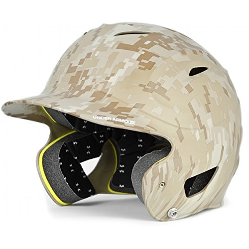 under-armour-youth-batting-helmet-matte-finish-camo UABH-110MC-Camo Under 029343031397 Under Armour Youth Batting Helmet Matte Finish Camo  Under Armour