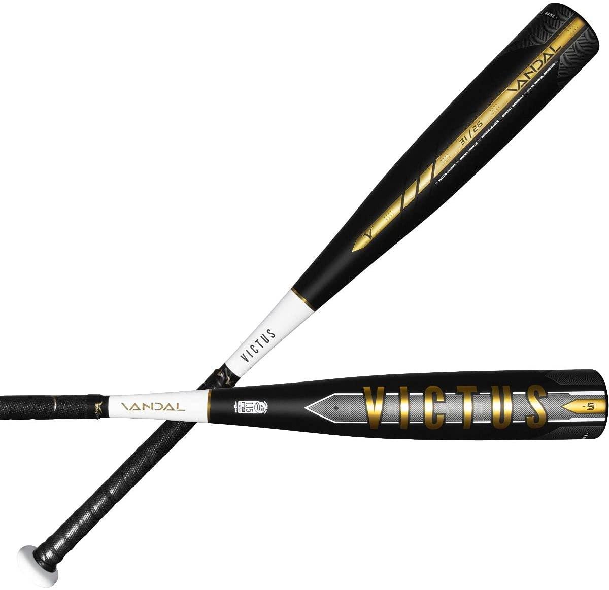 victus-vandal-5-baseball-bat-31-inch-26-oz VSBVY5-3126   <ul class=a-unordered-list a-vertical a-spacing-mini> <li><span class=a-list-item>Consistency and craftsmanship</span></li> <li><span class=a-list-item>Commitment to