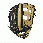 A2K 1799 - 12.75 Wilson A2K 1799 Outfield Baseball GloveA2K 1799 Outfield 12.75 Baseball Glove - Right Hand Throw A2K 1799 Outfield 12.75 Baseball Glove - Left Hand Throw WTA2KRB171799WTA2KLB171799Get extreme reach with Wilson's largest outfield model, the A2K 1799. At 12.75 , it is favored by MLB players like Carlos Beltran and Mookie Betts for its incredible length and deep pocket. The reinforced dual post web keeps the glove in great condition well after it's broken in so you can use it season after season.The finest cuts of leather. Meticulous construction. Three times more hand shaping by Wilson master technicians. All off these qualities make the A2K our premier glove. The one players turn to when they want a long-lasting glove that breaks in without breaking down. Made from the top 5% of Pro Stock Select leather, each hide is chosen for consistency and flawlessness, so the A2K baseball glove is the most premier glove available. 12.75 OutfieldModelDual Post WebPro Stock Select Leather for a long lasting glove and a great break-inDual Welting for a durable pocketDriLex Wrist Lining to keep your hand cool and dryAvailable in right hand throw and left hand throwOutfield Both12.75 Dual Post Web Pro Stock Select LeatherA2K KP92A2K D33Wilson A2000 T-Shirt A2000 Glove Care Kit Aso-San Glove Mallet Aso Breaks in an Outfield Baseball Glove