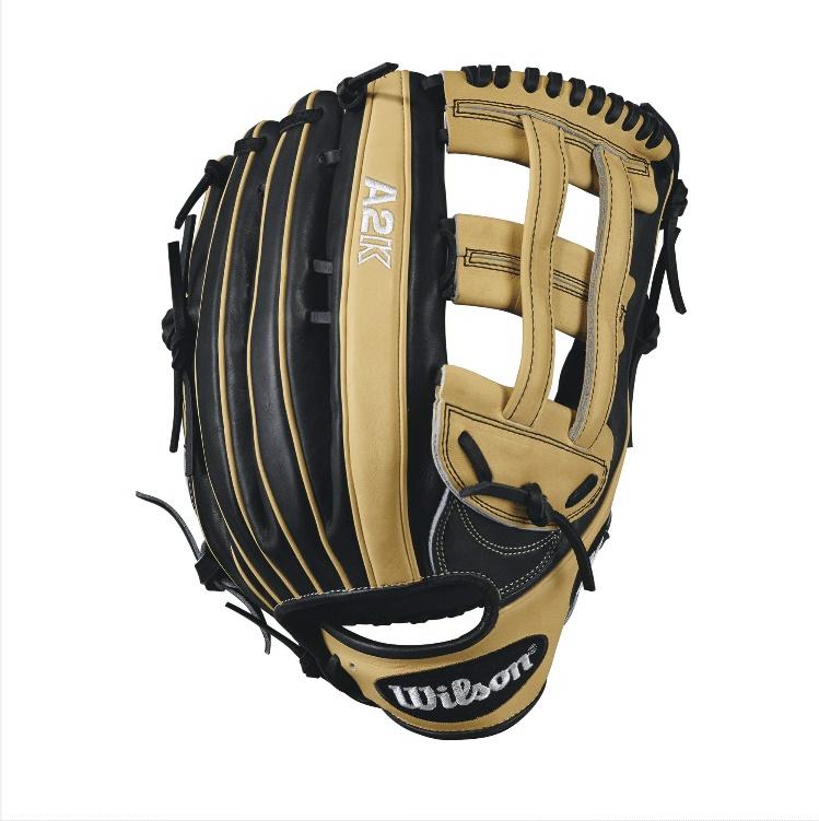 wilson-2017-a2k-1799-baseball-glove-blondeblack-12-75inch-right-hand-throw A2KRB171799-RightHandThrow Wilson 887768499259 A2K 1799 - 12.75 Wilson A2K 1799 Outfield Baseball GloveA2K 1799