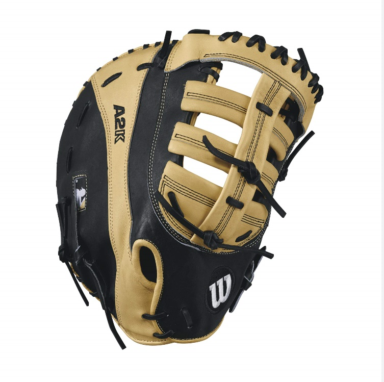 wilson-2017-a2k-2800-pro-stock-baseball-glove-blondeblack-12inch-right-hand-throw A2KRB172800-RightHandThrow Wilson 887768499273 A2K 2800 - 12 Wilson A2K 2800 PS Firstbase Baseball GloveA2K