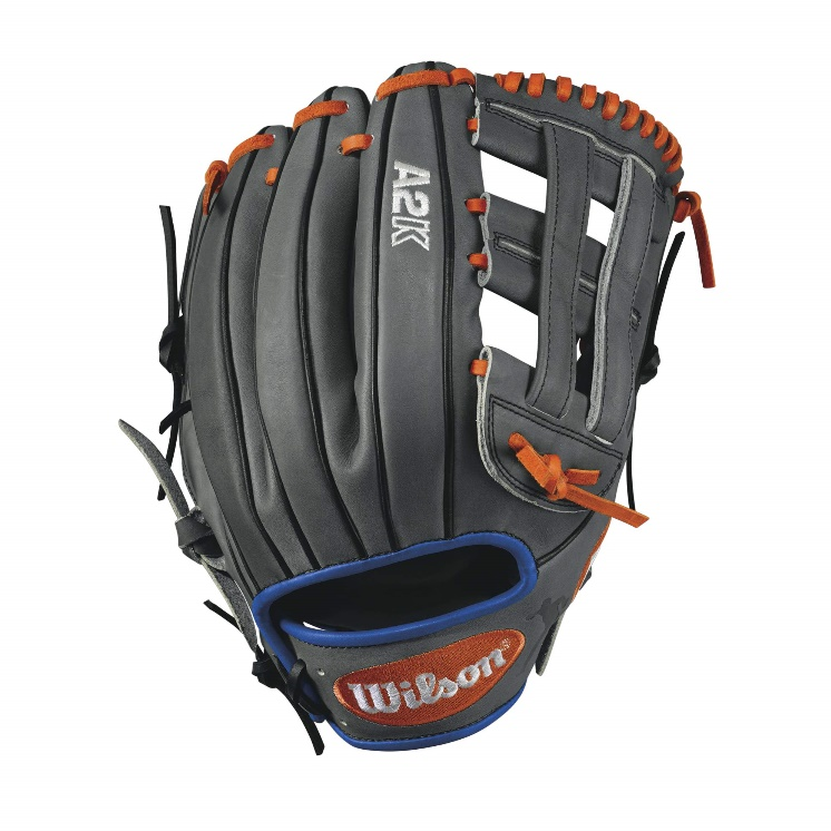 wilson-2017-a2k-david-wright-game-model-baseball-glove-greyroyalorange-12-inch A2KRB17DW5GM-RightHandThrow Wilson 887768499211 A2K DW5 GM - 12 Wilson A2K DW5 GM David Wright