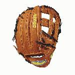 divThe classic A2000® 1799 pattern is made with Orange Tan Pro Stock leather, and is available in a left- and right-hand throw. At 12.75 MLB players favor this glove for its incredible length and deep pocket. The reinforced dual post web keeps the pocket in great condition well after it's broken in, so you can use it season after season.div div div divThe Wilson A2000®, the most famous baseball glove in the game, continues to improve. Master Craftsman Shigeaki Aso and his glove team are constantly refining Pro Stock patterns with the insights of players from back fields to Major League stadiums to bring the best possible product to the diamond. Made with Pro Stock leather identified specifically for Wilson gloves for its durability and unmatched feel, A2000®s are built to break in perfectly and last for multiple seasons. It's the perfect ball glove for hard-working players.div