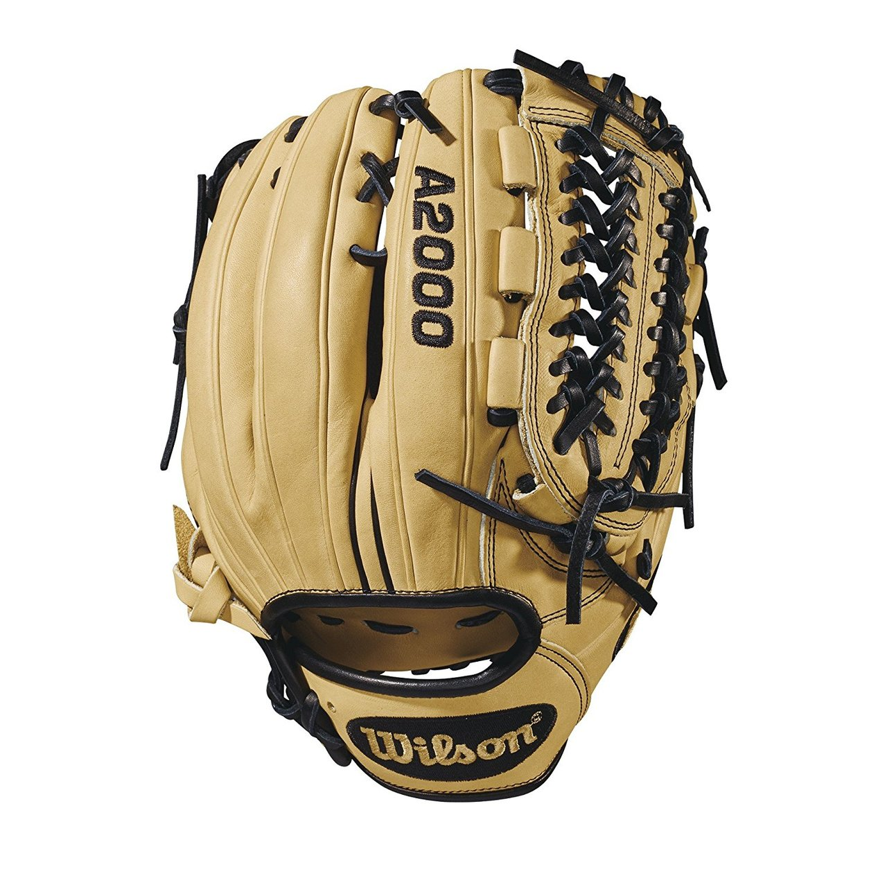 wilson-2018-a2000-d33-pitchers-baseball-glove-right-hand-throw-11-75 WTARB18D33-RightHandThrow Wilson 887768614737 11.75 Pitcher model closed Pro laced web Gap welting for a