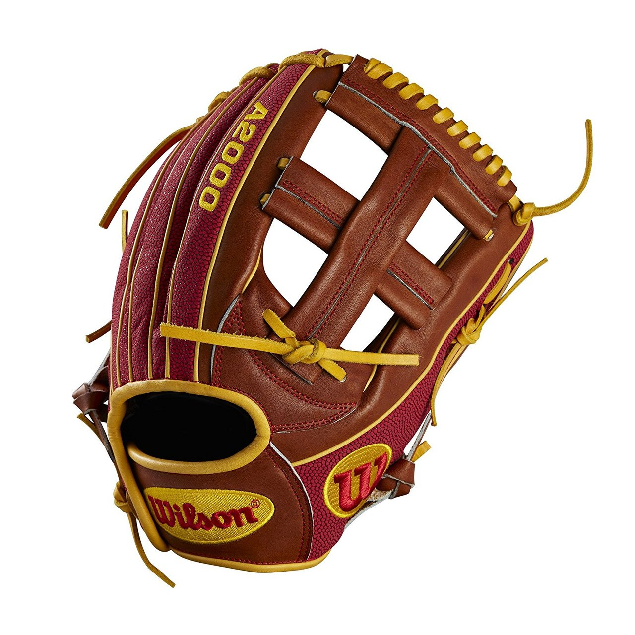 wilson-2018-a2000-dp15-gm-infield-baseball-glove-right-hand-throw-11-75 WTA20RB18DP15GM-RightHandThrow Wilson 887768614676 11.75 infield model Cross web - game WTA20RB18DP15GM for Dustin pedroia