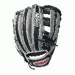 divTodd Frazier designed the A2000 TDFTHR GM, his first game model glove, for the game of inches that is the hot corner. It's 12.25 to give him the range he's looking for and every advantage he needs for balls ripped his way.div div div divThe Wilson A2000, the most famous baseball glove in the game, continues to improve. Master Craftsman Shigeaki Aso and his glove team are constantly refining Pro Stock patterns with the insights of players from back fields to Major League stadiums to bring the best possible product to the diamond. Made with Pro Stock leather identified specifically for Wilson gloves for its durability and unmatched feel, A2000s are built to break in perfectly and last for multiple seasons. It's the perfect ball glove for hard-working players.div