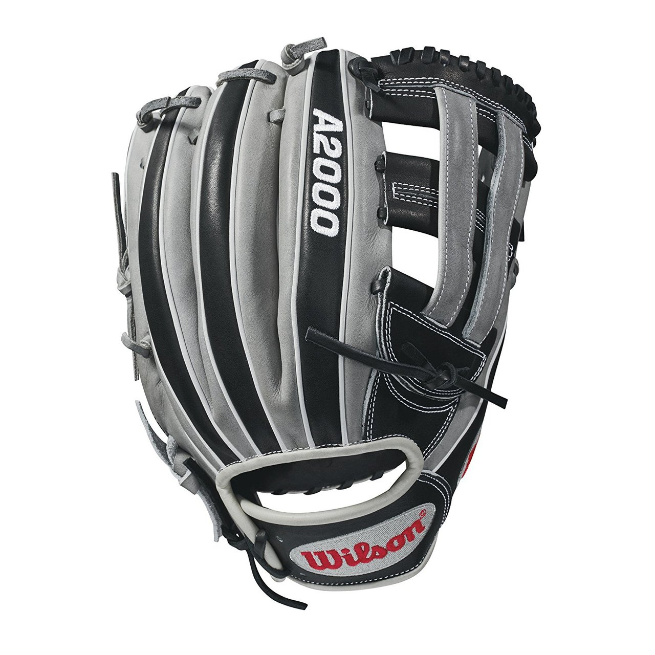 wilson-2018-a2000-gm-infield-baseball-gloves-right-hand-throw-12-25 A20RB18TDFTHR-RightHandThrow Wilson 887768614706 <div>Todd Frazier designed the A2000 TDFTHR GM his first game model