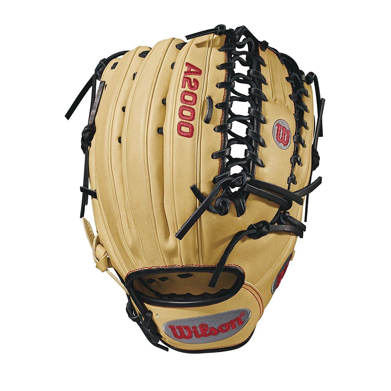 wilson-2018-a2000-ot6-outfield-baseball-glove-right-hand-throw-12-75 WTA20RB18OT6-RightHandThrow Wilson 887768614744 The A2000 OT6 from Wilson features a one-piece six finger palmweb.