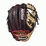 wilson 2018 a2000 pf 1788 infield baseball glove right hand throw 11 25