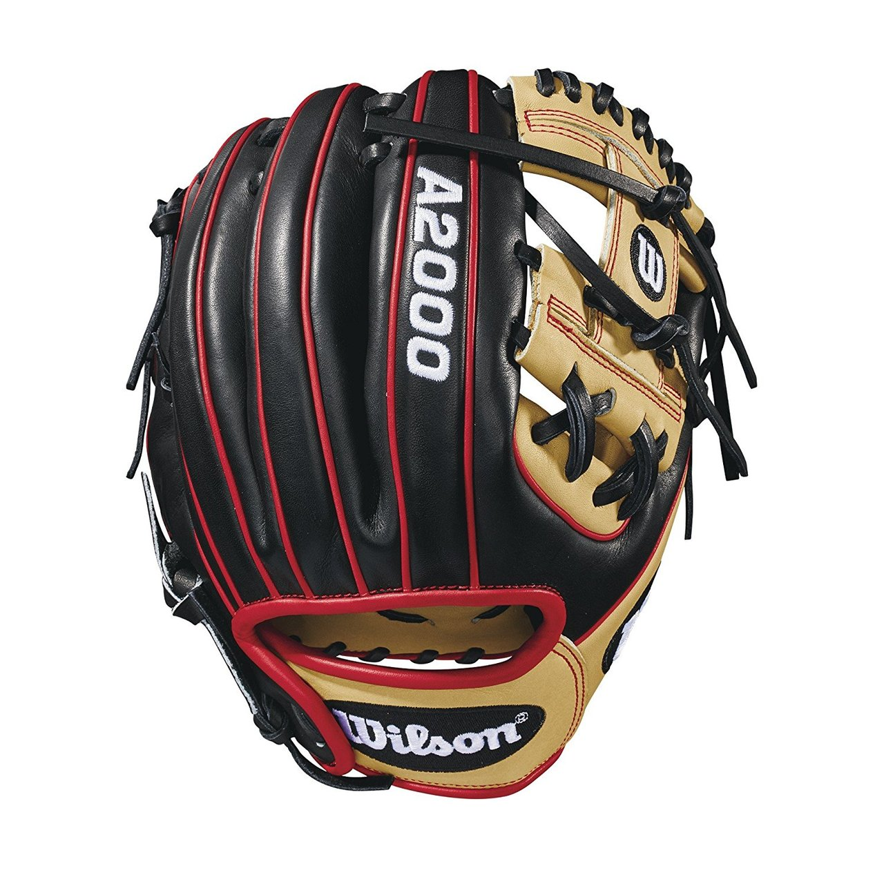 wilson-2018-a2000-pf-1788-infield-baseball-glove-right-hand-throw-11-25 WTA20RB18PF88-RightHandThrow Wilson 887768614683 11.25 infield model H-Web contruction Pedroia fit made to function perfectly