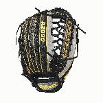 divThe all-new A2000® PF92 combines the trusted features of one of the most popular outfield models -- the KP92 -- with Wilson's patented Pedroia Fit™, to make for a great outfield option for players with smaller hands. The A2000® PF92, made with a Pro Laced T-Web and Gold, Black and Yellow Pro Stock Leather, has a smaller hand opening and more narrow finger stalls so players with smaller hands can have the right tools to play any position they choose.div div div divConstantly improving patterns. Materials that perform. Always-dependable construction. The evolution of Wilson's A2000® baseball glove has been driven by insights from the Wilson Advisory Staff and baseball players worldwide. This is why hard working players love its unmatched feel, rugged durability and perfect break-in.div
