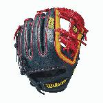 wilson 2018 a2k datdude gm baseball glove right hand throw 11 5 inch