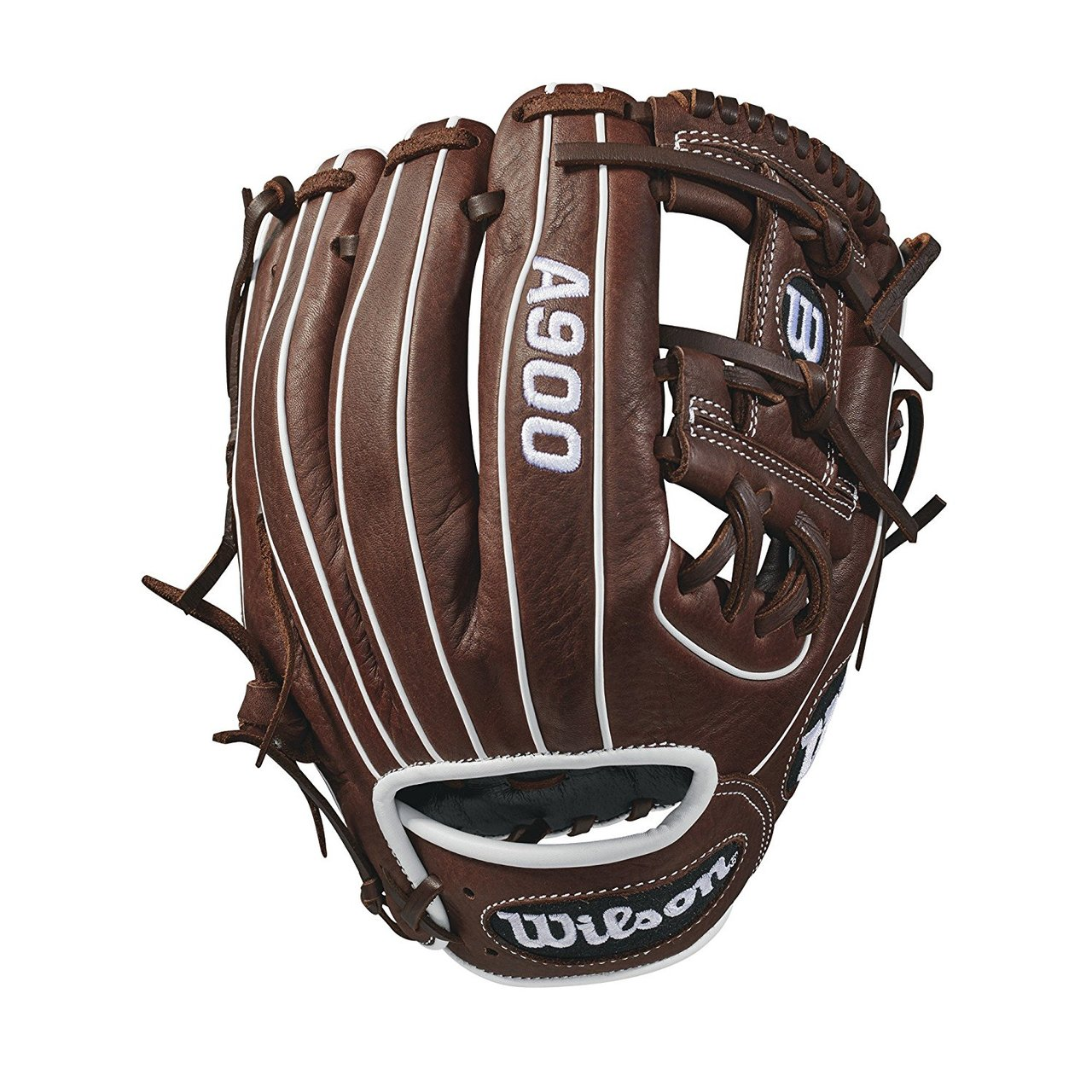 wilson-2018-a900-baseball-glove-11-5-right-hand-throw WTA09RB18115-RightHandThrow Wilson 887768593896 The 11.5 Wilson A900 Baseball glove is made for young advanced
