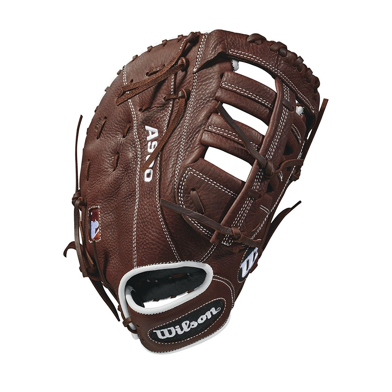 wilson-2018-a900-first-base-mitt-12-inch-right-hand-throw WTA09RB18BM12-RightHandThrow Wilson 887768593926 Wilson youth first base mitts are intended for a younger more