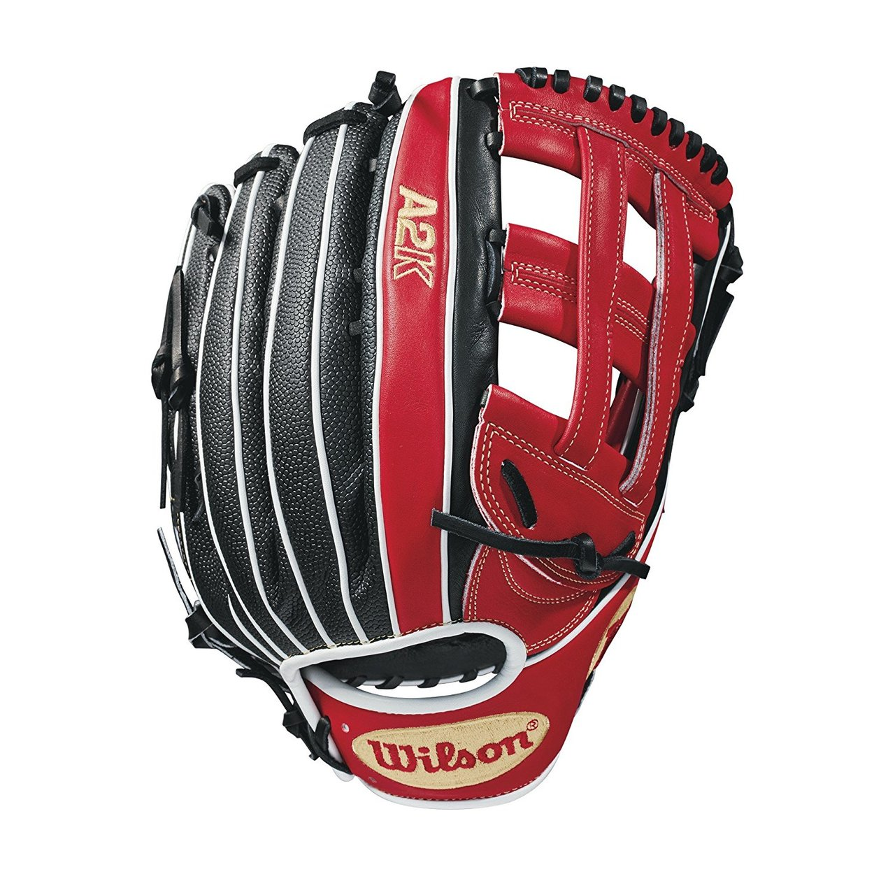 wilson-2018-mookie-betts-game-model-baseball-glove-right-hand-throw WTA2KRB18MB50GM-RightHandThrow Wilson 887768614454 12.75 dual post web - game WTA2KRB18MB50GM for Mookie bets Red