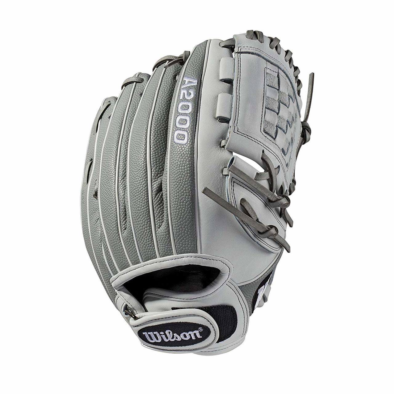 wilson-2019-a2000-fasptich-softball-glove-12-right-hand-throw WTA20RF19P12-RightHandThrow Wilson 887768702144 Pitcher model; fast pitch-specific model; available in right- and left-hand Throw
