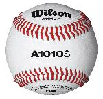 Professional Quality Baseball Very Minor Blemish, Great Practice Ball. Model A1010S High raised seams Premium grade full grain leather cover. Premium quality wool windings with Red cushioned cork center. 5 Dozen Baseballs with Free Bucket.