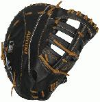 Wilson A2000 1613 12.25 Fist Base Mitt (Right Handed Throw) : The Wilson A2000 puts unbeatable craftsmanship in the palm of your hand. Wilson spent countless hours working with the MLB players to further refine the glove that has outperformed and outlasted all others for almost 60 years. The line is expertly constructed with world famous Pro Stock leather to provide durable performance game after game. The result the perfect glove for hardworking players everywhere.