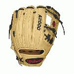 Wilson A2000 1786 11.5 Inch Baseball Glove (Right Handed Throw) : Wilson A2000 1786 11.5 inch Baseball Glove. Open Back and Open Web. A favorite of MLB players Eric Sogard and Elvis Andrus, the Wilson A2000 1786 Baseball glove features a shallow and stable pocket that has helped these players dominate the middle infield. This Wilson A2000 1786 Baseball Glove is constructed from blonde Pro Stock leather and pro grade black leather lace. The Wilson 1786 also features dual welting down the back of the fingers for a more stable pocket and shape, and DriLex wrist lining to keep your hand cool and dry. Experience one of the most popular Wilson A2000's with MLB infielders, and pick one up today. 11.5 inch Infield Model Baseball H-Web. Pro Stock Leather for a long lasting glove and a great break-in. Dual Welting for a durable pocket. DriLex Wrist Lining to keep your hand cool and dry.