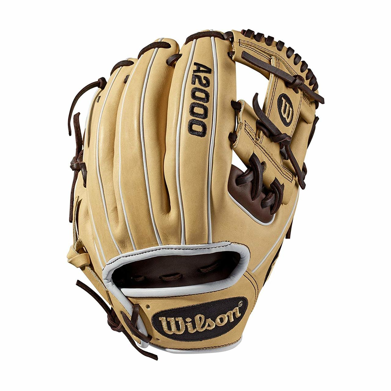 wilson-a2000-1786-baseball-glove-2019-right-hand-throw-11-5 WTA20RB191786-RightHandThrow  887768701963 Infield model; I-Web Double lacing at the base of the web