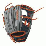 H-Web Pro Stock Leather combined with Super Skin for a light, long lasting glove and a great break-in Dual Welting for a durable pocket DriLex Wrist Lining to keep your hand cool and dry Infield Model 11.75