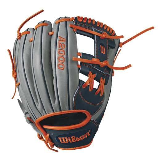 wilson-a2000-1787-baseball-glove-11-75-a20rb171787-right-hand-throw A20RB171787-RightHandThrow Wilson 887768569792 H-Web Pro Stock Leather combined with Super Skin for a light