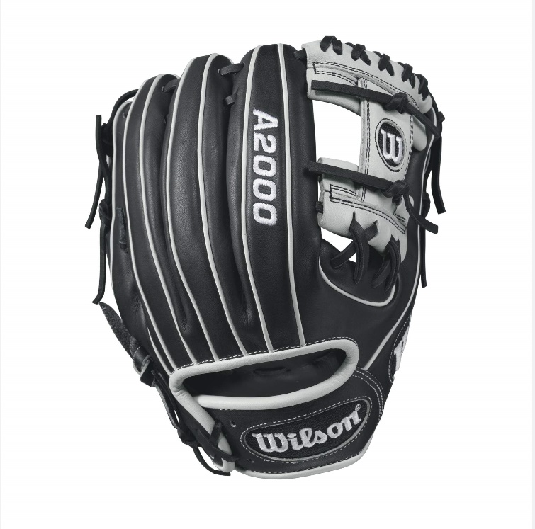 wilson-a2000-1788-infield-baseball-glove-blackwhite-11-25inch-right-hand-throw A20RB171788-RightHandThrow Wilson 887768499327 The Wilson A2000 1788 SS is an infield model with one