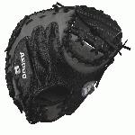 A2000 - 1790 SS - 34 Wilson A2000 1790 Super Skin Catchers Baseball Glove A2000 1790 Super Skin 34 Catchers Baseball Glove - Right Hand Throw WTA20RB171790SS The 34 Wilson A2000 1790 SS takes the most popular MLB catcher's mitt pattern and adds glove-lightening Super Skin for a light, long lasting glove with a great break-in. This model features an extended palm to reduce rebound as well as a wider web and stiffer thumb. A Dri-Lex wrist lining helps move moisture away from your skin to keep you cool and comfortable through every inning. The A2000 Super Skin baseball glove series is the utility player of the Wilson lineup. A versatile mix of Pro Stock Leather and man-made Super Skin makes the glove stonger, lighter and easier to break in that the all-leather A2000. 34 Catcher's ModelHalf Moon WebExtended PalmPro Stock Leather for a long lasting glove and a great break-inDriLex Wrist Lining to keep your hand cool and dryCatcherRHT 34 12 moon webPro Stock Leather A2K Pudge A2000 CM33 A2000 T-shirtWilson Glove Care KitAso-San Glove Mallet Aso breaks in a Catchers Mitt