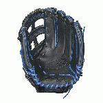 "Wilson A2000 1799SS Baseball Glove. 12.75 inch Outfield Model. Reinforced Dual Post Web. Pro Stock Leather combined with SuperSkin for a light, long lasting glove and a great break-in. Dual Welting for a durable pocket. DriLex Wrist Lining to keep your hand cool and dry. A favorite of some of Major League Baseball's best outfielders, the Wilson A2000 1799SS Baseball Glove features a large 12.75"" Outfield Dual Post pattern that is known for its reinforced and deep pocket. The 1799SS A2000 Baseball Glove is constructed from Wilson's amazing Pro Stock Leather and SuperSkin material providing the performance MLB players demand game after game. The Wilson A2000 1799SS Baseball Glove also comes equipped with Dual Welting down the back of the fingers and the web for added pocket and finger strength. So whether you are scrapping on Sundays with your buddies or playing next to Jonny Gomes of the Oakland A's, the Wilson A2000 1799SS Baseball Glove will be there to help you get the job done."